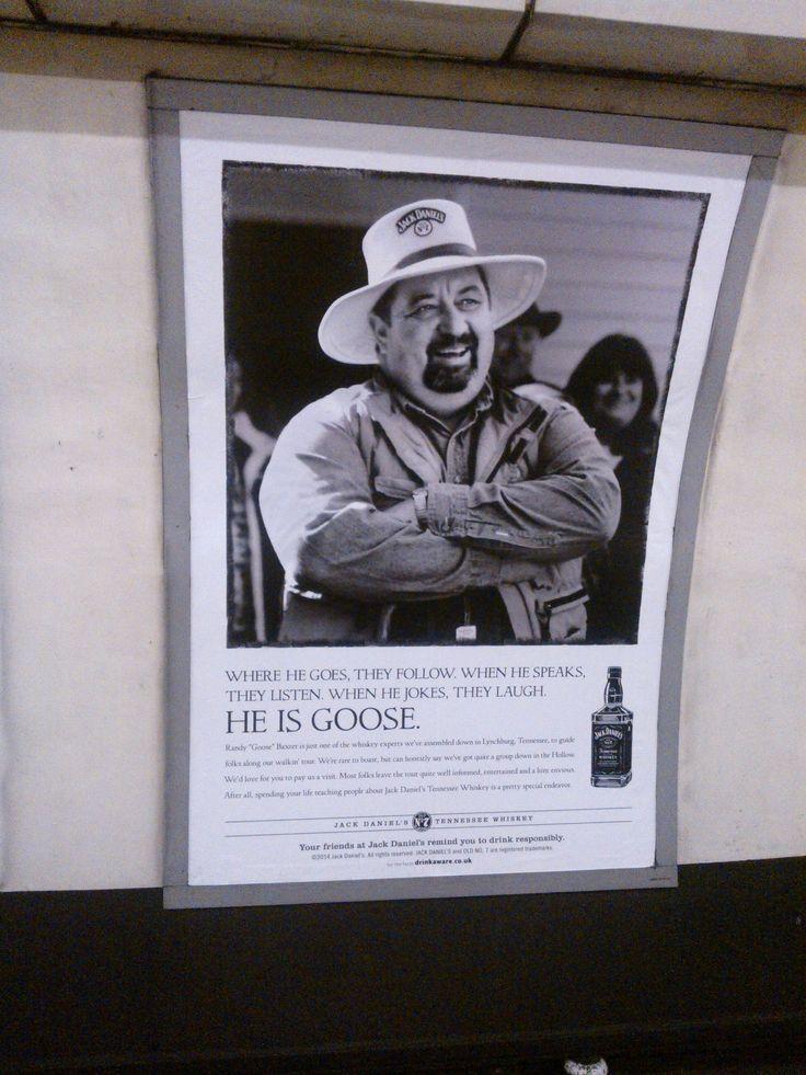 Stupid Tube Advert, Elephant & Castle