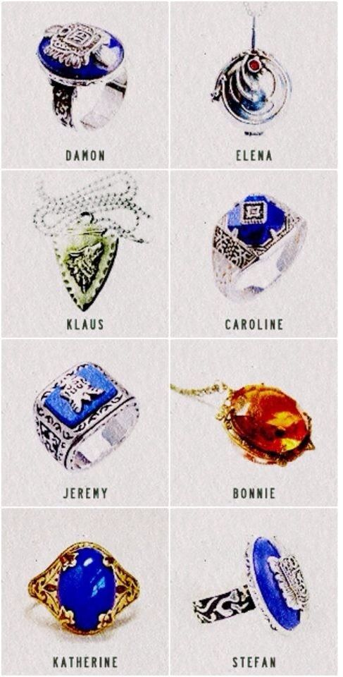 The rings of TVD