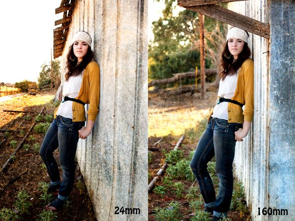 The Ideal Focal Length for Portraiture: A Photographer's Experiment