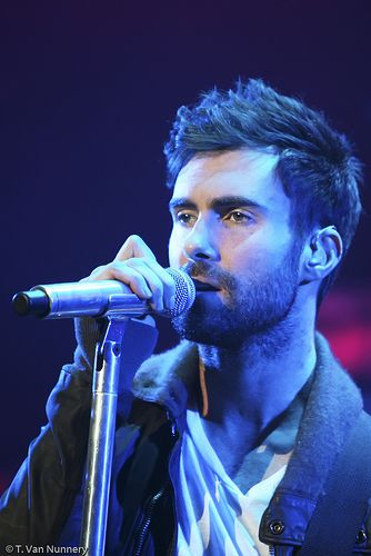 Adam Levine ..as Kellan Kyle..this is who I thought of reading the trilogy