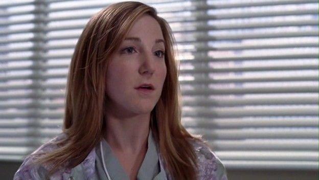 Sarah Utterback as Olivia, Grey's Anatomy