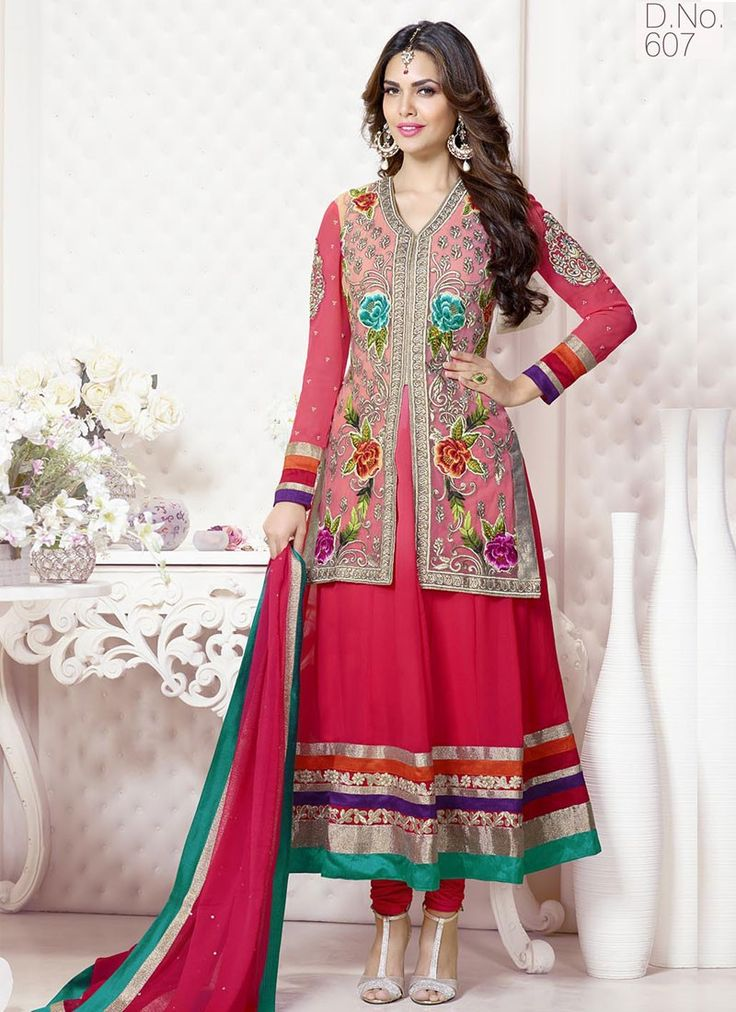 1000+ images about Best Designer Anarkali Salwar Suits in ...