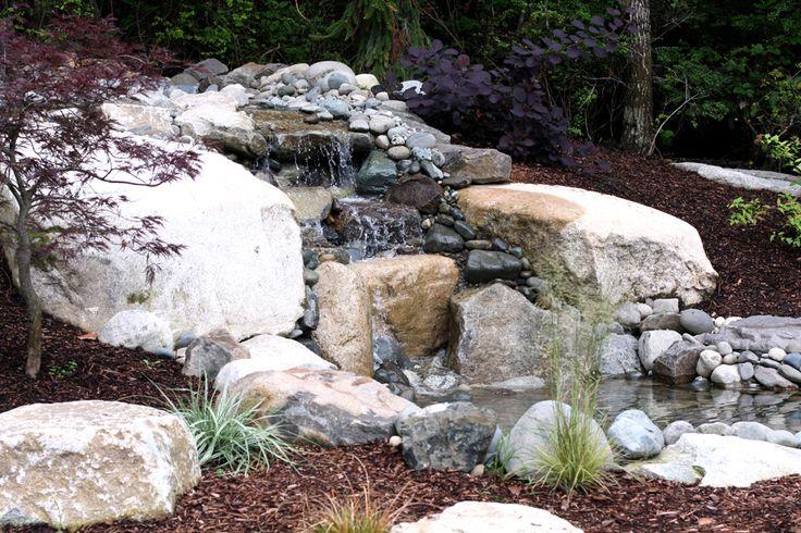 13 best landscape design installation images on for Landscaping rocks kitsap county