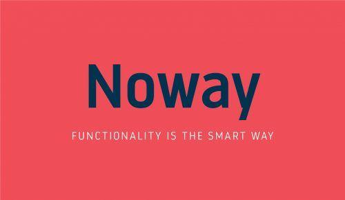 En lo más fffres.co: Noway, nueva familia tipográfica diseñada por atipo: Se trata de una fuente equilibrada… #Proyectos #Tipografía #main