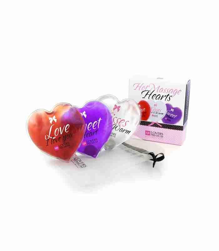 Hot Massage Hearts - Leguaani.com