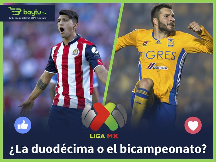 ¿Quien ganara la final del fútbol mexicano?  ⚽🐐🐯 Final Chivas vs Tigres Liga Mx 🇲🇽 Jueves 25 de Mayo 21:00 hrs y domingo 28 de Mayo 18:06hrs
