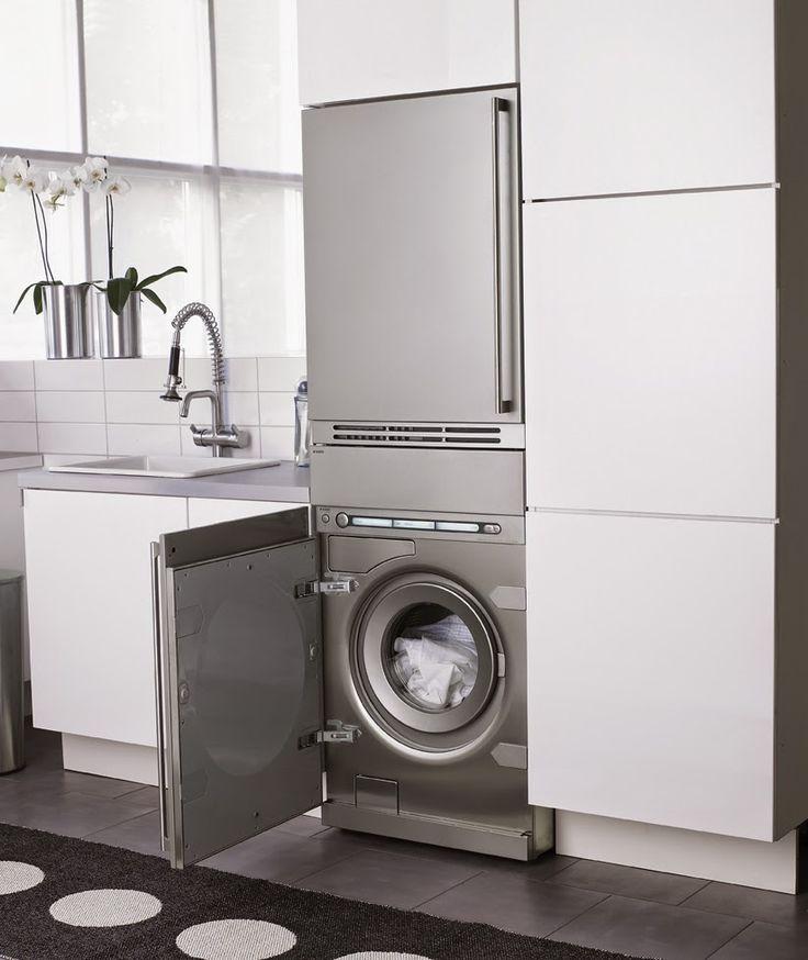 Decotips integrar la zona de lavadero en la cocina blog for Lavadero cocina