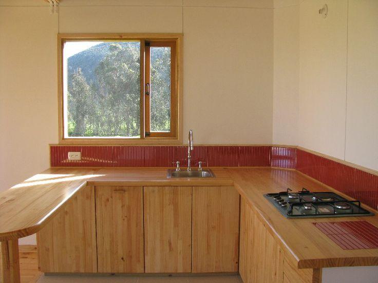 Espacio de Cocina TDE #woodarchitecture #wood #madera #casasenmadera #arquitecturaenmadera http://www.tallerdensamble.com