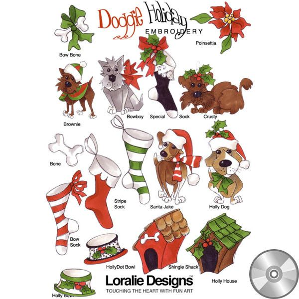 Loralie added the kitty cheer to your holiday season, now she gives you her…