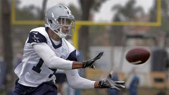 For Cowboys free agent Eric Rogers, avoiding trouble is a way of life