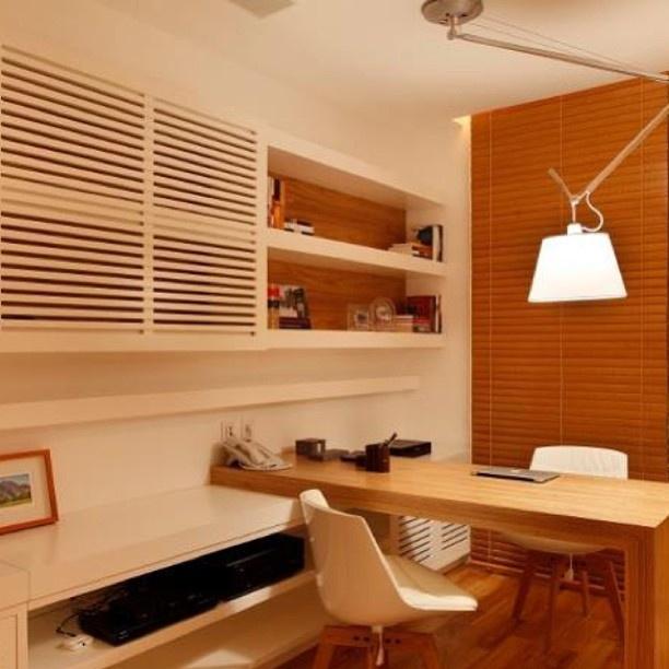 Home office - Apartamento Reserva