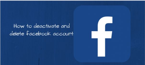How to deactivate and delete facebook account  delete my Fb profile today