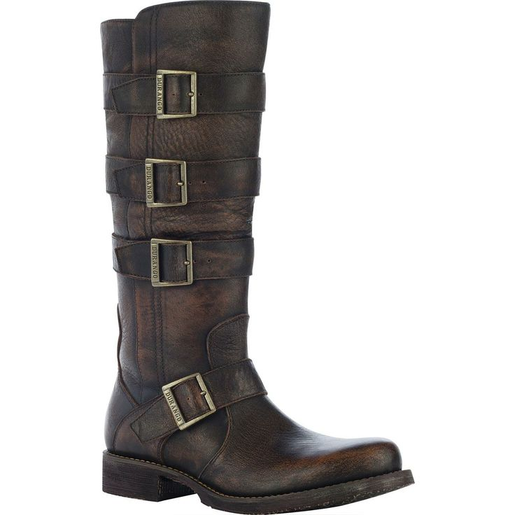 "Durango City: Savannah - Women's Engineer 14"" Tall Leather Boots - Style #RD0574 - Durango Boot Company"