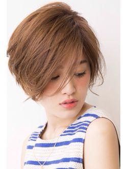 ガーデントウキョウ(GARDEN Tokyo)『GARDEN絹村友也』人気ひし形シルエット簡単ショートヘア