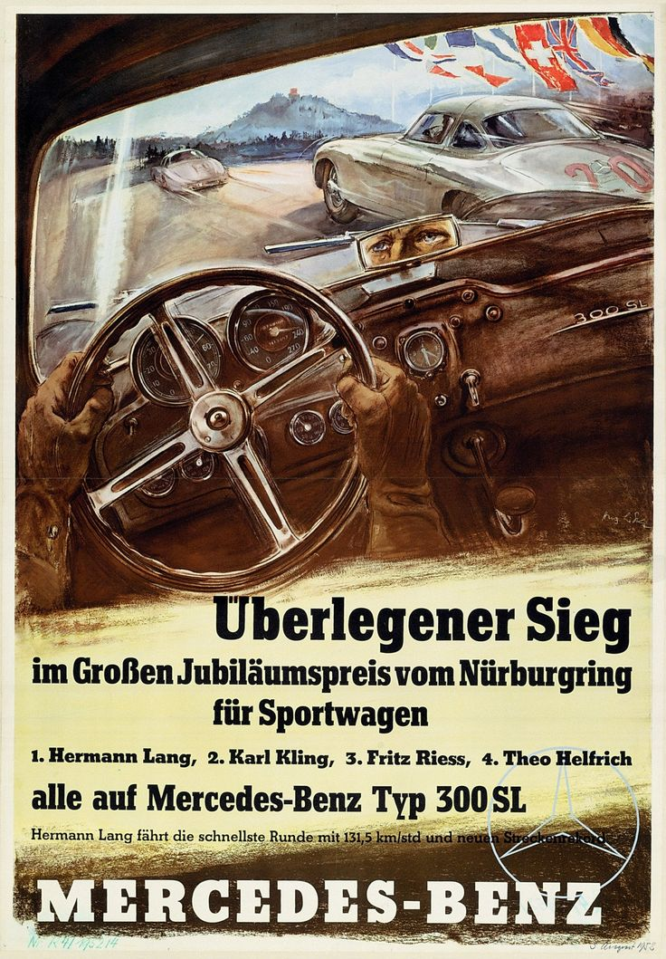17 best images about mercedes benz ads posters logos for Mercedes benz poster