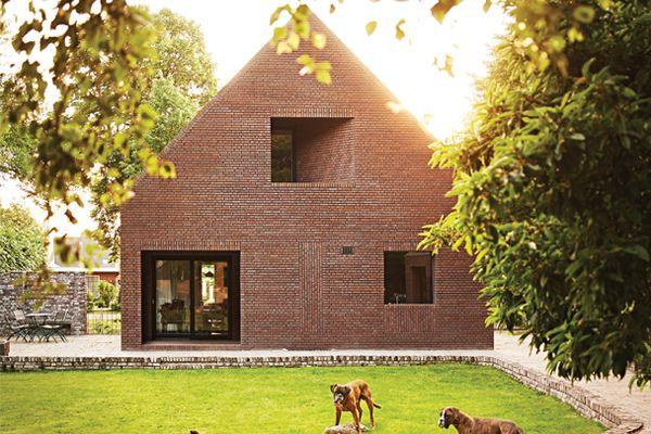 Huis M van M & DB Architecten in de prijzen  op www.madecenter.eu