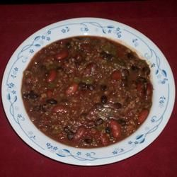 21 best iron rich vegetarian recipes images on pinterest vegan meatiest vegetarian chili from your slow cooker recipe forumfinder Image collections