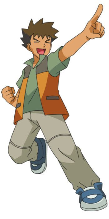 I got Brock! Which First Generation Pokémon Trainer Are You? Haha, That's right! :D