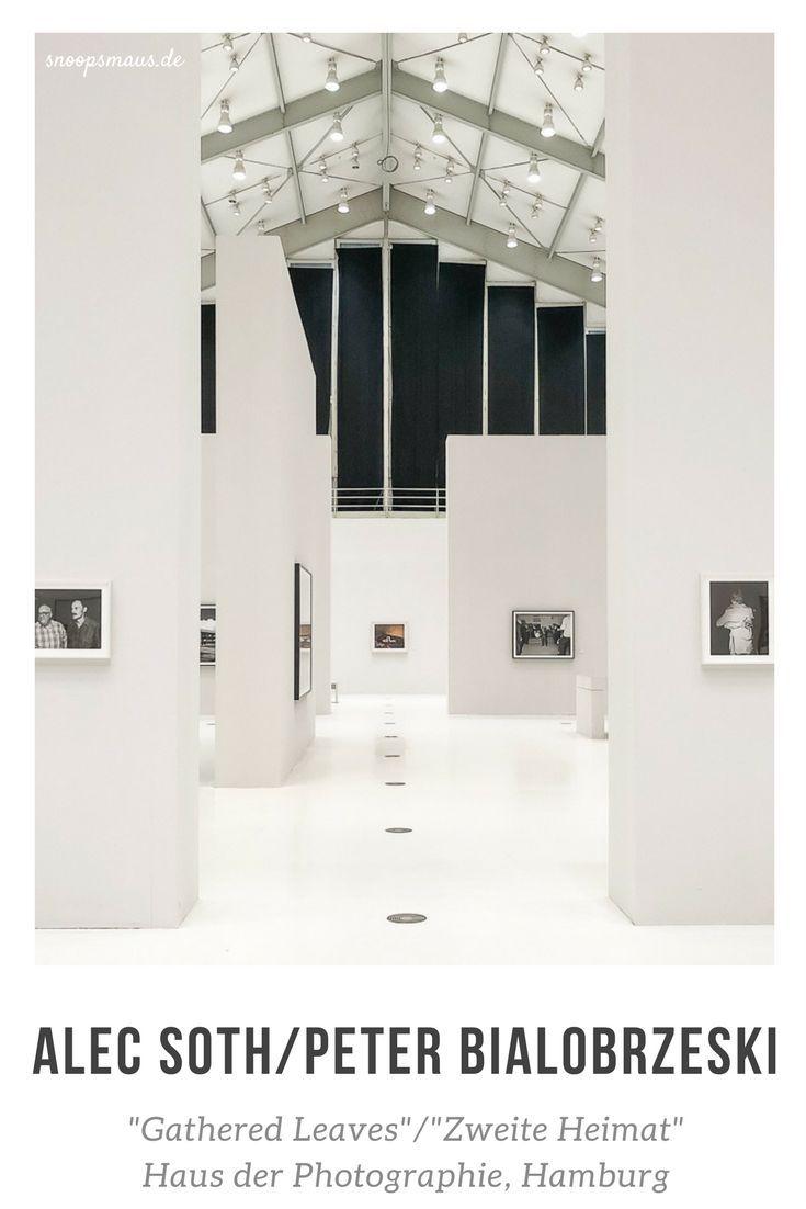 """Rückblick auf zwei Fotoausstellungen im Haus der Photographie in den Deichtorhallen Hamburg - Magnum Photos-Fotograf Alec Soth """"Gathered Leaves"""" und Peter Bialobrzeski """"Die zweite Heimat"""" aus der Reihe """"Hamburger Helden""""."""