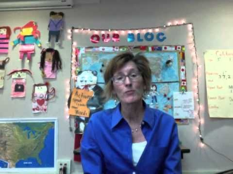 Blogging Video by Linda Yollis and her Grade 2/3