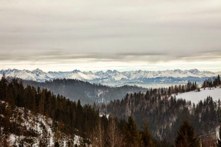 Górna Chata: Zima w Gorcach.Niesamowity pobyt w chacie wysoko w...