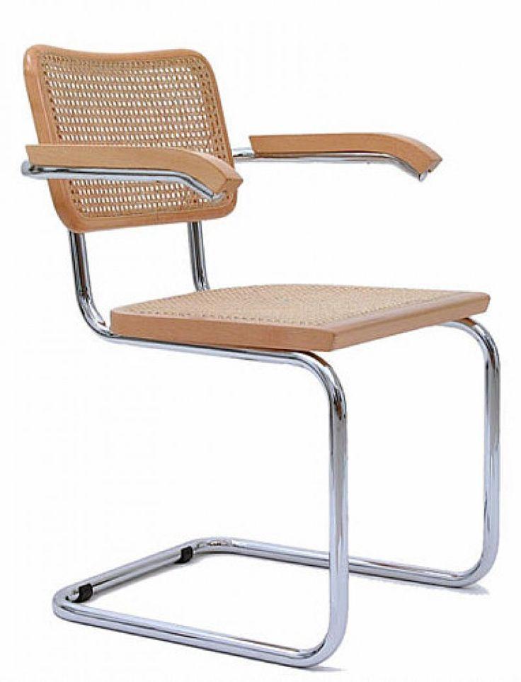 Marcel Breuer Cesca Chair aka my kitchen chairs