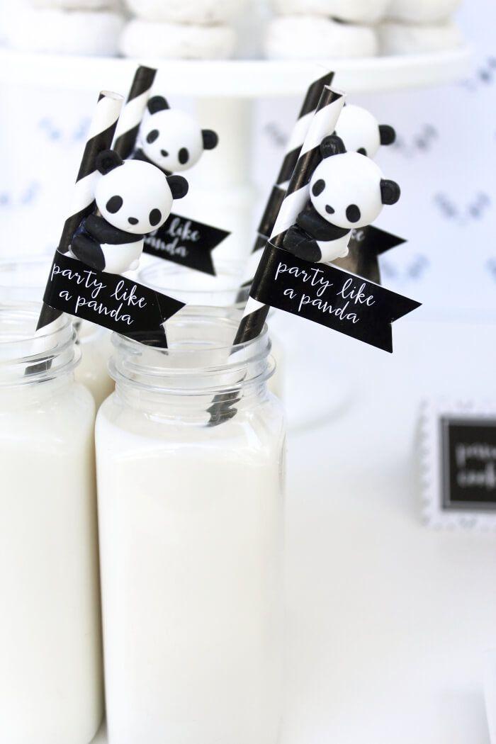 fiesta-infantil-de-panda-para-los-cumpleanos-tarritos-de-leche