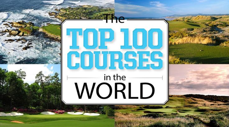 Top 100 Golf Courses in the World 2015: Golf Magazine | GOLF.com