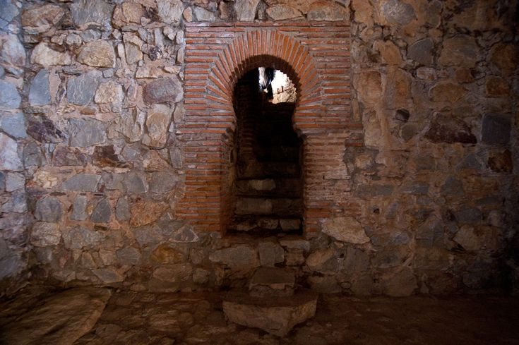 Castillo de Monfrague ( Extremadura)