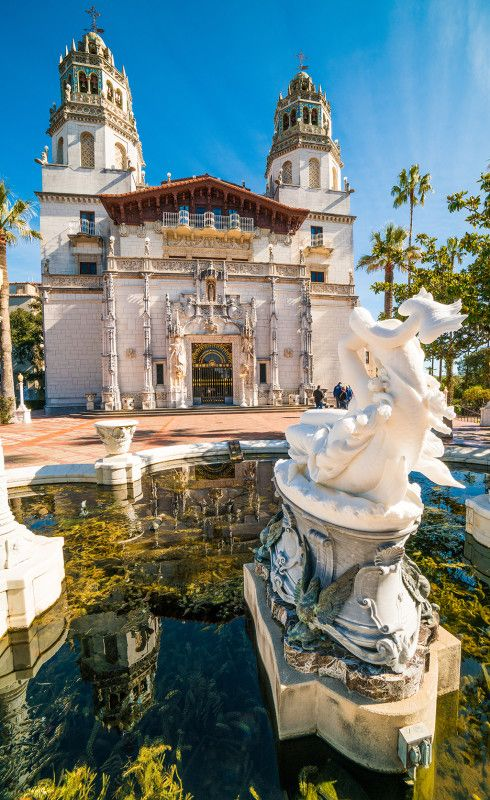Hearst Castle Tips Review California Road Tripscalifornia