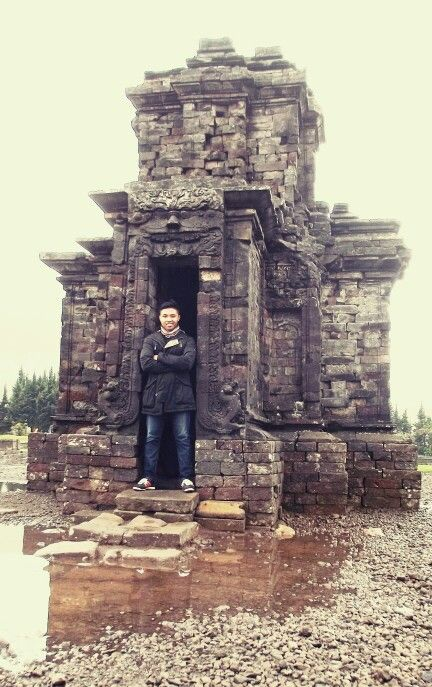 Candi Sembadra, Dieng. #Temple #Sembadra #Wonosobo