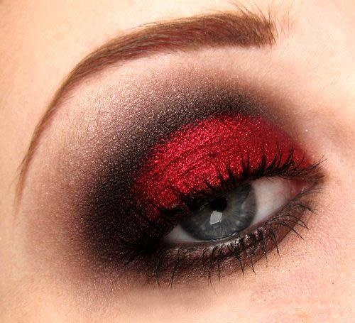 another pretty burlesque makeup thing to try