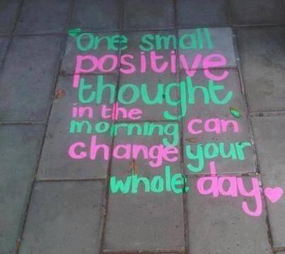 Apapun yg terjadi, terus berpikir positif, krn pikiran positif akan menjauhkan hal negatif dr diri kita. #SMARTidea