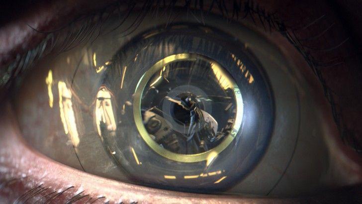 Deus Ex Mankind Divided Cyber Eye