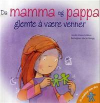 http://www.adlibris.com/no/product.aspx?isbn=8249400828 | Tittel: Da mamma og pappa glemte å være venner - Forfatter: Jennifer Moore-Mallinos - ISBN: 8249400828 - Vår pris: 32,-