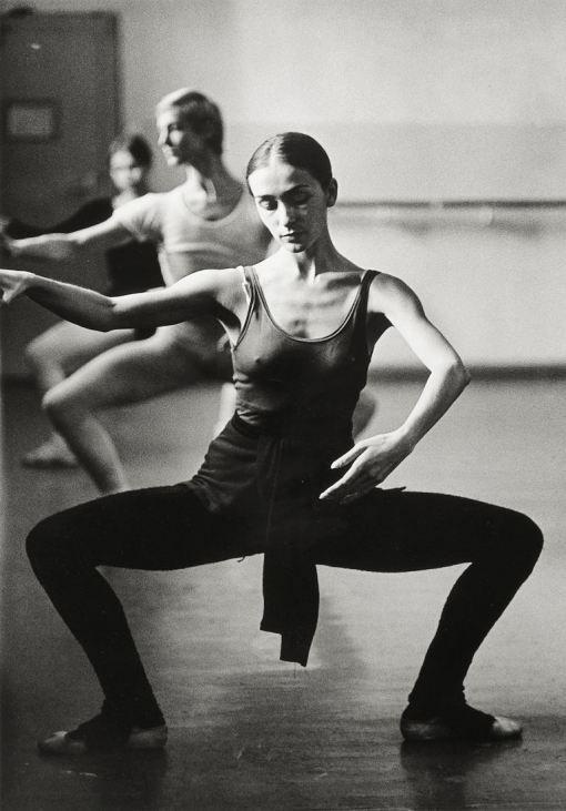Pina Bausch #ballerina #coreographer