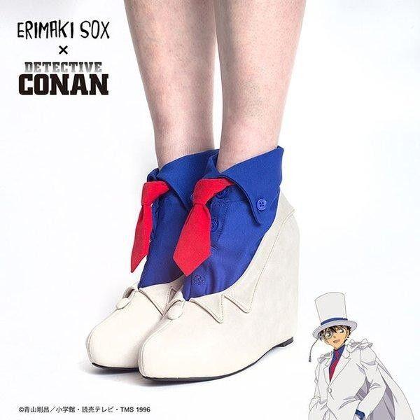 #Mode chaussures #ConanLeDétective l'insaissisable Kid