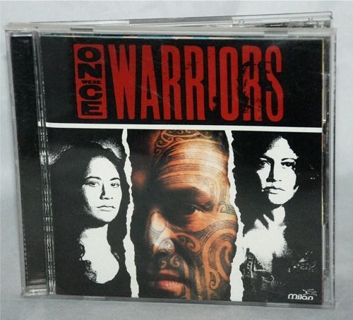 Once Were Warriors: New Zealand Maori [Movie Soundtrack -1995 ] CD Milan Records