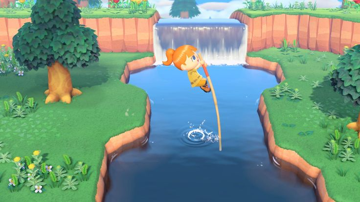 17++ Animal crossing pole vault images