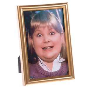 Buzz! Your girlfriend! Woof! Home Alone Framed Photo