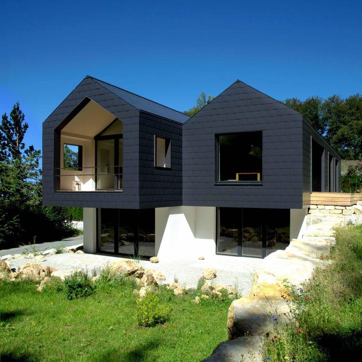 Refugium Betzenstein Modern Home in Betzenstein, Bavaria, Germany by… on Dwell