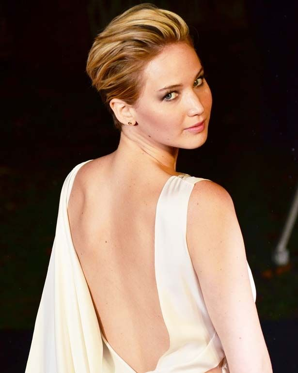 Jennifer Lawrence Pixie Jennifer Lawrence Measurements