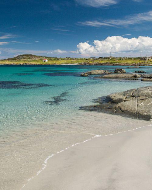 'Paradise Beach', Sandy Cove, Fogo Island, Newfoundland.