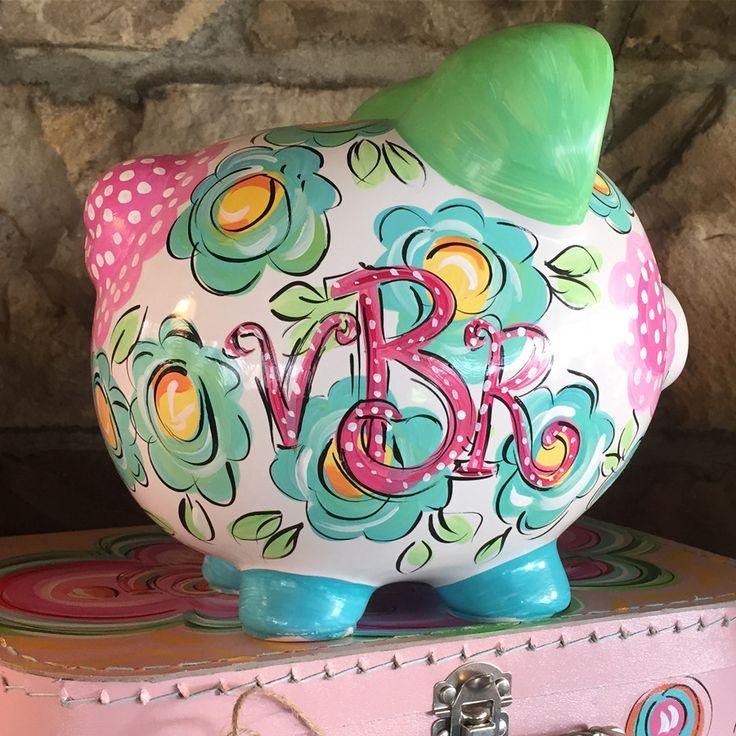 1000 ideas about piggy bank craft on pinterest diy for Piggy bank craft