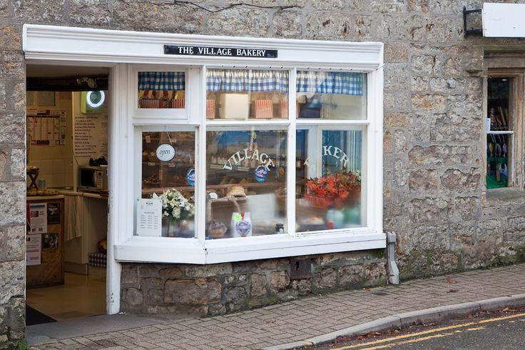 Beaminster's wonderful bakery  photograph © natamagat.co.uk