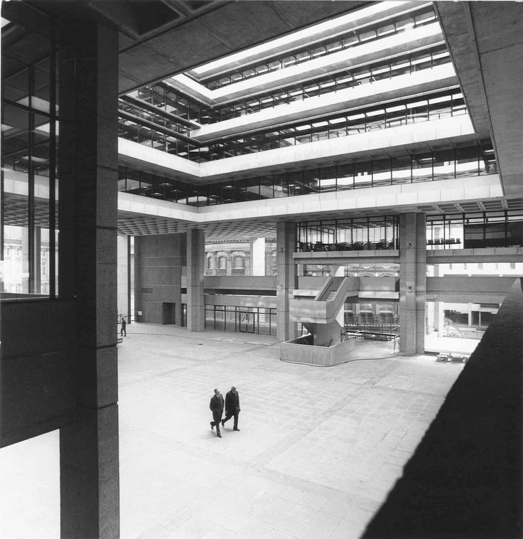 Les 1093 meilleures images du tableau archi des ann es 50 for Architecture annees 50