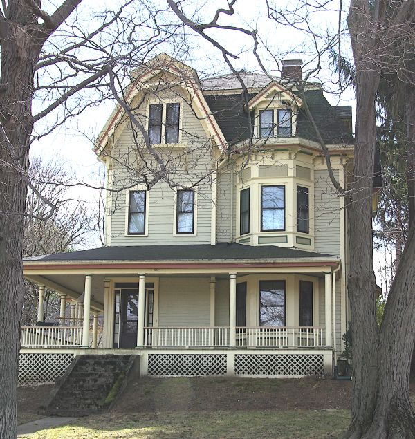 historic paint colors exterior | Welcome to the Landmark Services Old House Renovation Blog