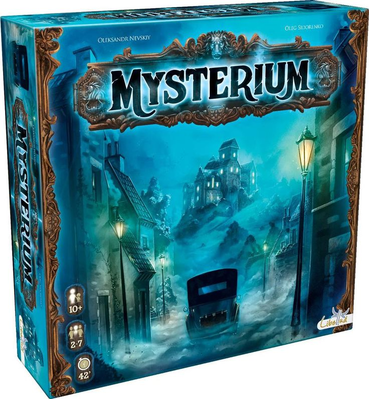 Mysterium | Image | BoardGameGeek