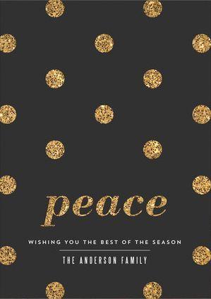 REVEL: Festive Glow Holiday Card