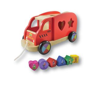 Everyone loves The Wiggles. Now you can go on the road with them! 6 shapes to sort with your favourite Wiggles characters. www.discoveroo.com